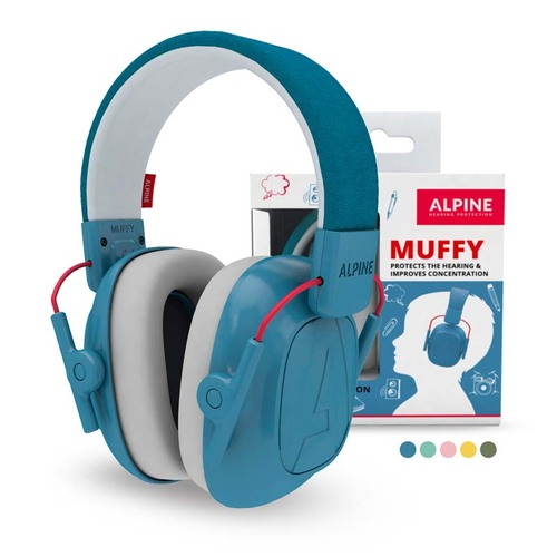 Alpine Muffy Kinder Oorkap Blue