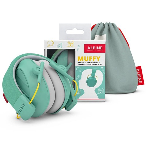 Alpine Muffy Kinder Oorkap Mint