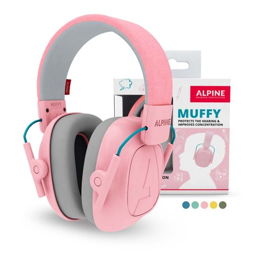 Alpine Muffy Kinder Oorkap Pink