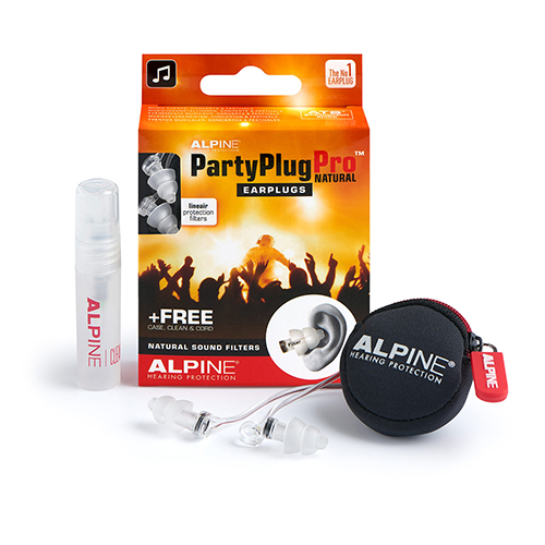 Alpine Party Plug Pro Natural