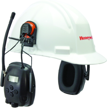 Howard Leight Sync Electo helmoorkap