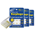 Macks Earplugs Pillow Soft Triplepack 18 paar
