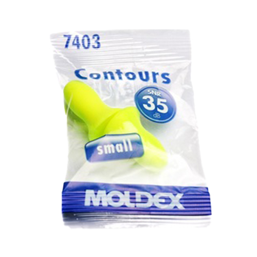 Moldex Contours SMALL - 200 paar